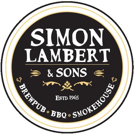Simon Lambert & Sons – Brewpub, BBQ & Smokehouse Restaurant
